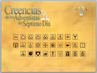 Creencias de los Adventistas del Séptimo día - Power Point