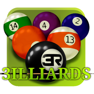3D Pool game - 3ILLIARDS Free APK