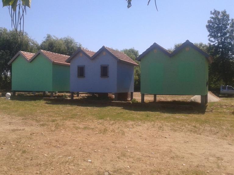 Casas Avieiras recuperadas