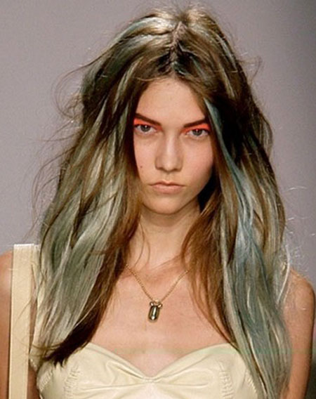 Cool Grunge Hairstyle 2