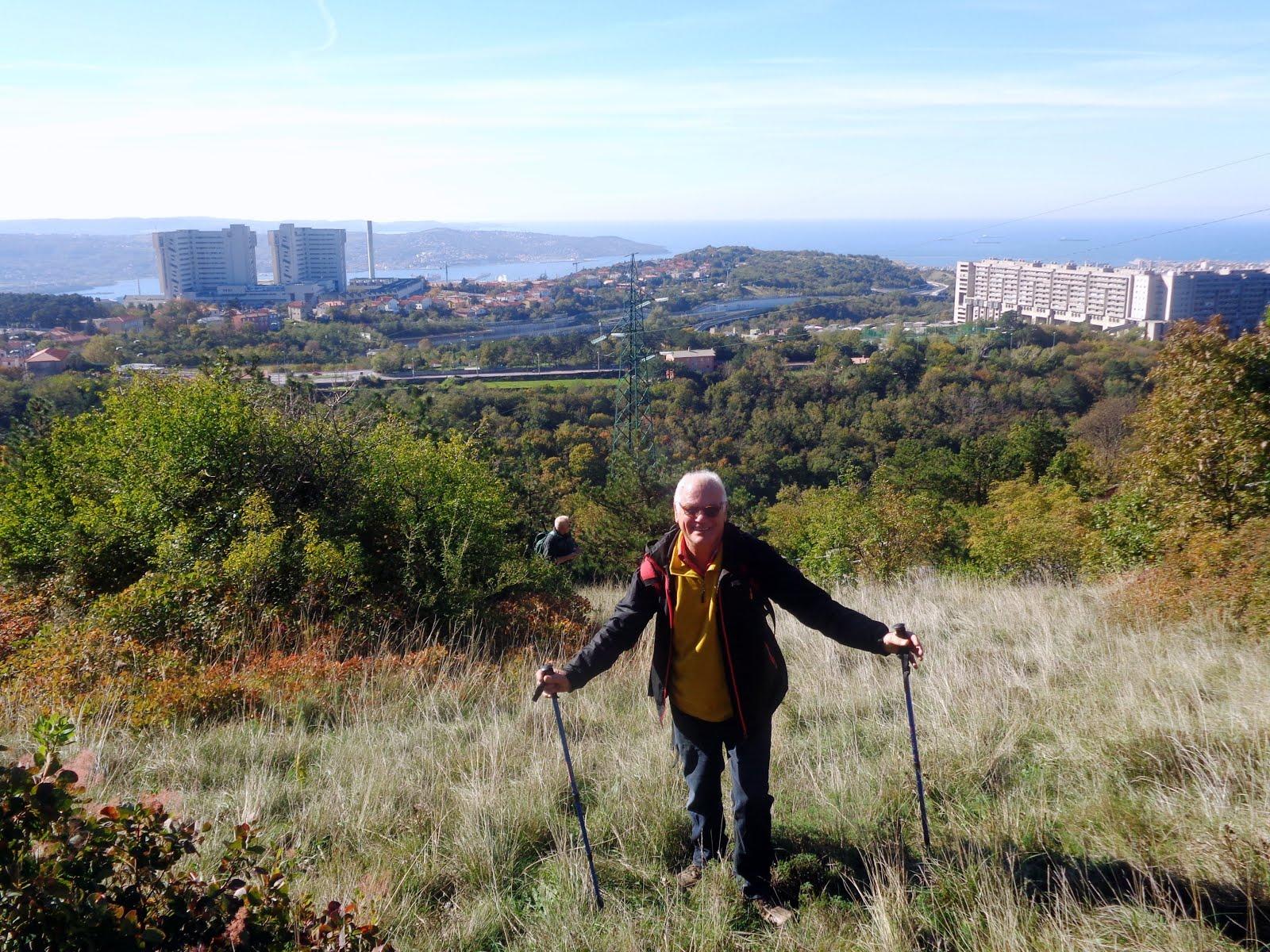 Gita d'apertura 2016 - 17 gennaio - Parchi, ville, boschi e rioni del circondario di Trieste