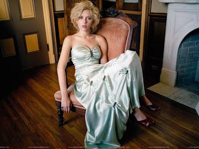 Scarlett Johansson Nice wallpaper 6
