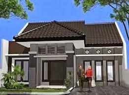 contoh desain rumah sederhana modern