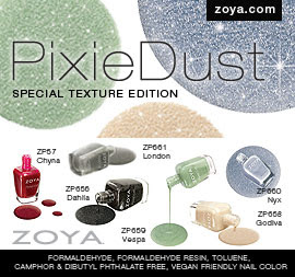 Zoya Nail Polish: PixieDust