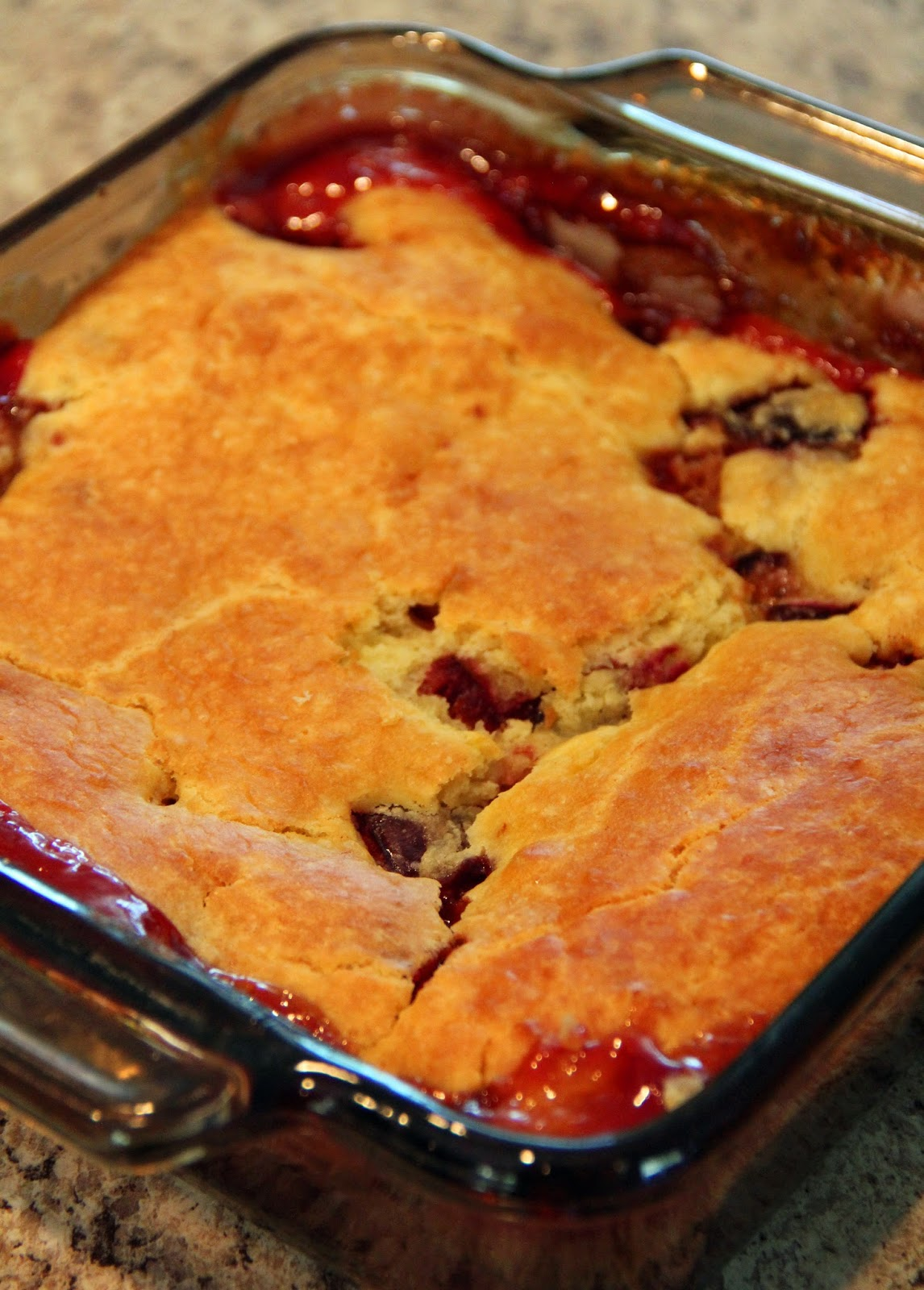 Jo and Sue: Plum Cobbler and Plum Crisp