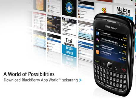 Download Aplikasi Blackberry Terbaru