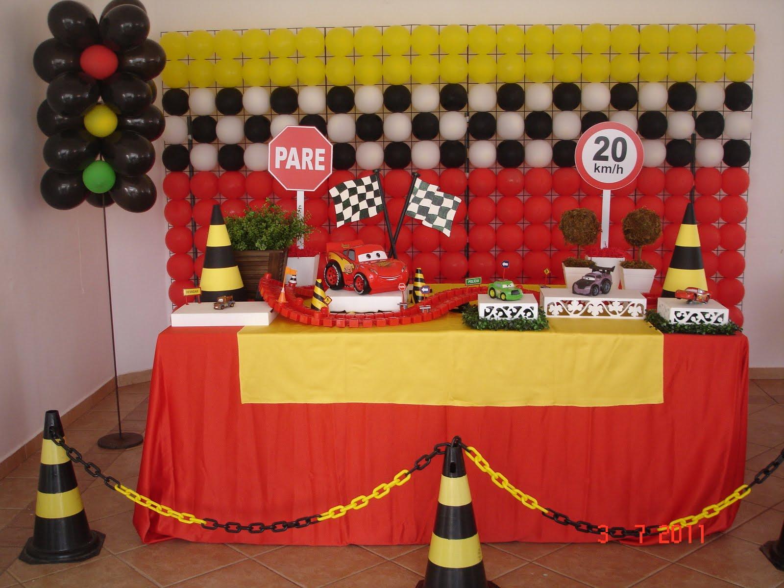 Joy arte em celebrar festa carros - Casa para fiesta ...