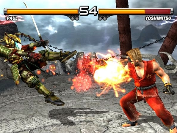 Tekken 5 game free download for pc highly compressed