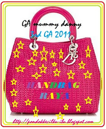 Jom Join 3rd GA Mummy Danny!!!!! HandBag Raya Beb!!!
