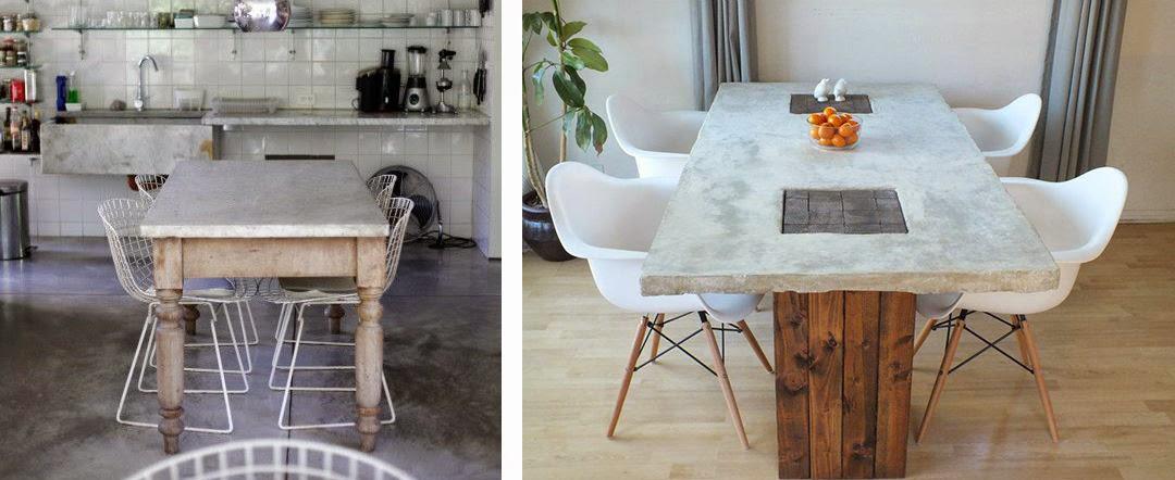La fabrique d co table de repas laquelle choisir - Table de cuisine en marbre ...