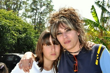 Carolina y su Madre