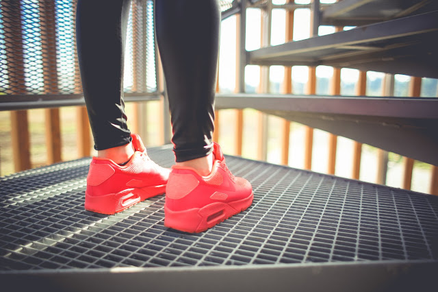 Running Shoes, Gym