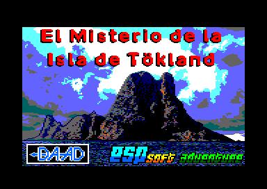 Impresiones con El Misterio de la Isla de Tökland, nueva aventura conversacional para Amstrad CPC