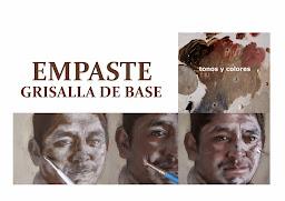 EMPASTE DE LA GRISALLA