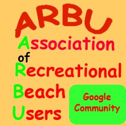 Visit the ARBU G+ Community