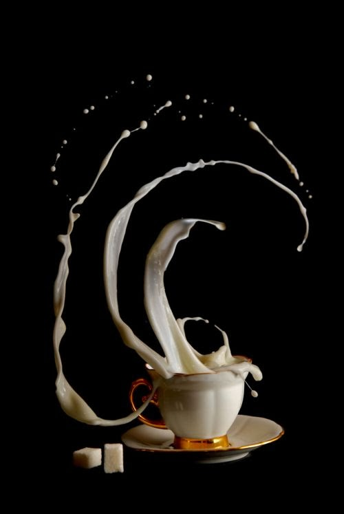 Egor N odedalo deviantart high speed photography coffe time defying gravity