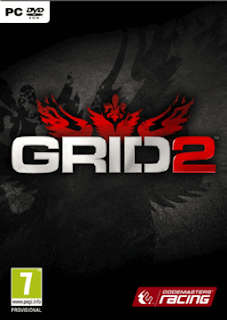 Grid 2 Cover art,poster and Game Play