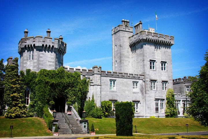 Dromoland castle leisure centre