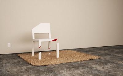Kerusi Patah yang Boleh Digunakan (4 Gambar)