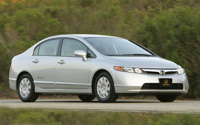 Honda Civic 2008 Auto Car