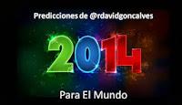 David Goncalves Rey ReporteYa Foto NACIMA20131230 0001 20 Predicciones para Venezuela, Mundiales y Horóscopo 2014de David Goncalves