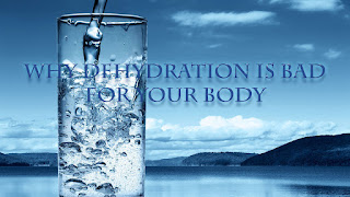Why dehydration is bad for your body