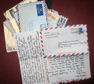 doug mack blog long live the handwritten letter an aerogram