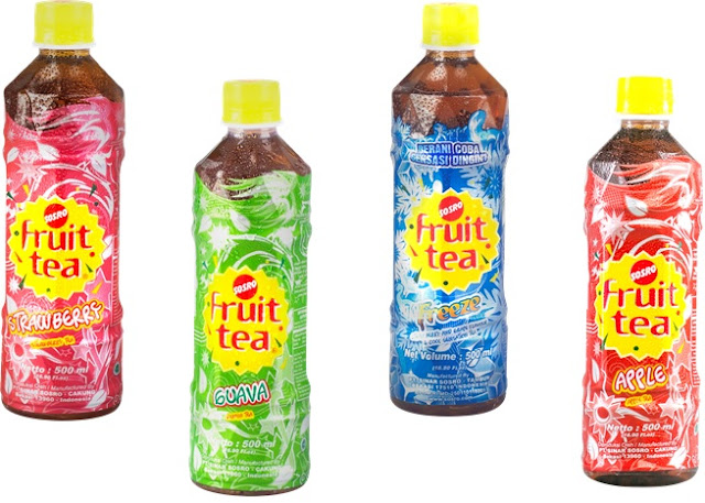 Indonesia's #1 Fruit Tea is now in the Philippines - SOSRO Fruit Tea