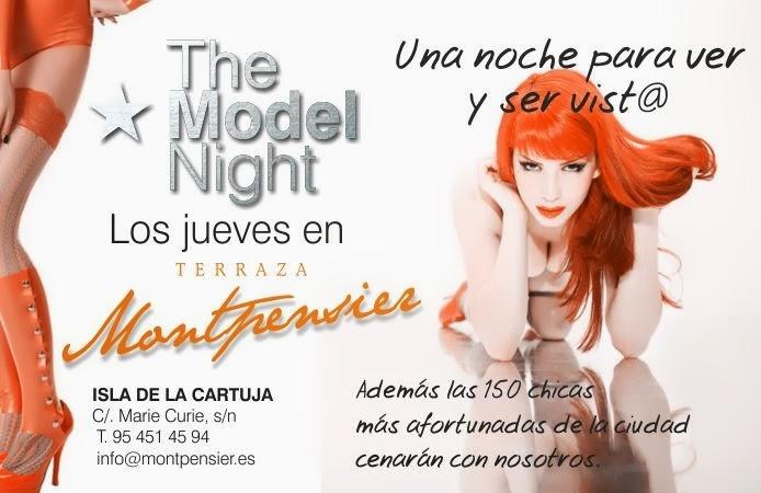 Esta noche disfruta del penultimo ★The Models Night★ de la