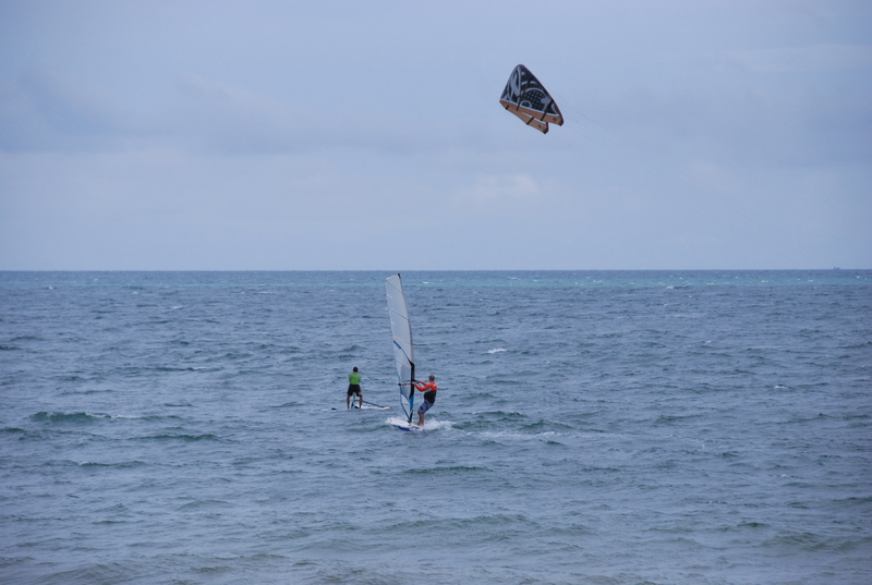 Lướt ván diều ở biển Mũi Né, Phan Thiết