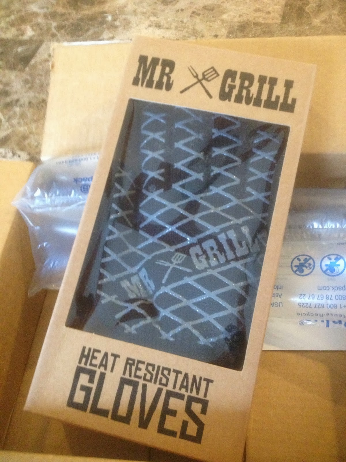 meat incorporated mr grill gloves review. Black Bedroom Furniture Sets. Home Design Ideas