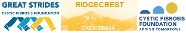 Great Strides for Cystic Fibrosis - Ridgecrest, California