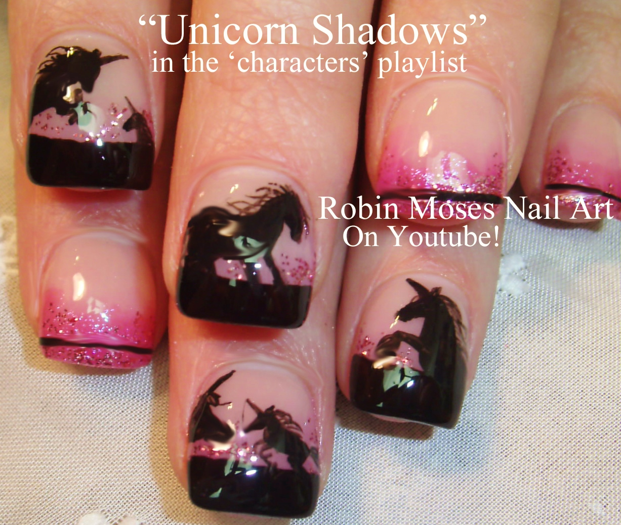 Robin Moses Nail Art: October 2015