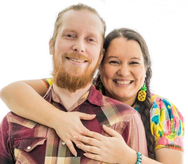 Maria ja Mikko Vuorma