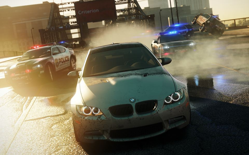 Need for Speed HD & Widescreen Wallpaper 0.874725279846922