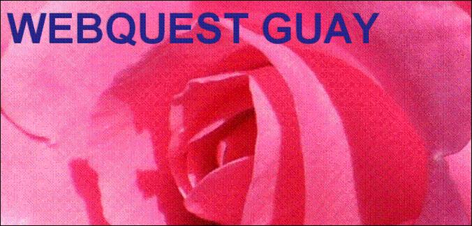 WEBQUEST GUAY