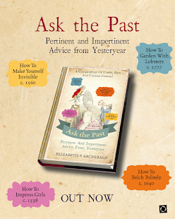 Ask the Past is now a book!