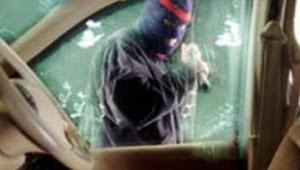 Tips Mencegah Pencurian Dengan Modus Memecah Kaca Mobil