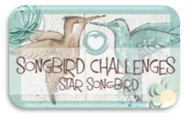Star Songbird badge