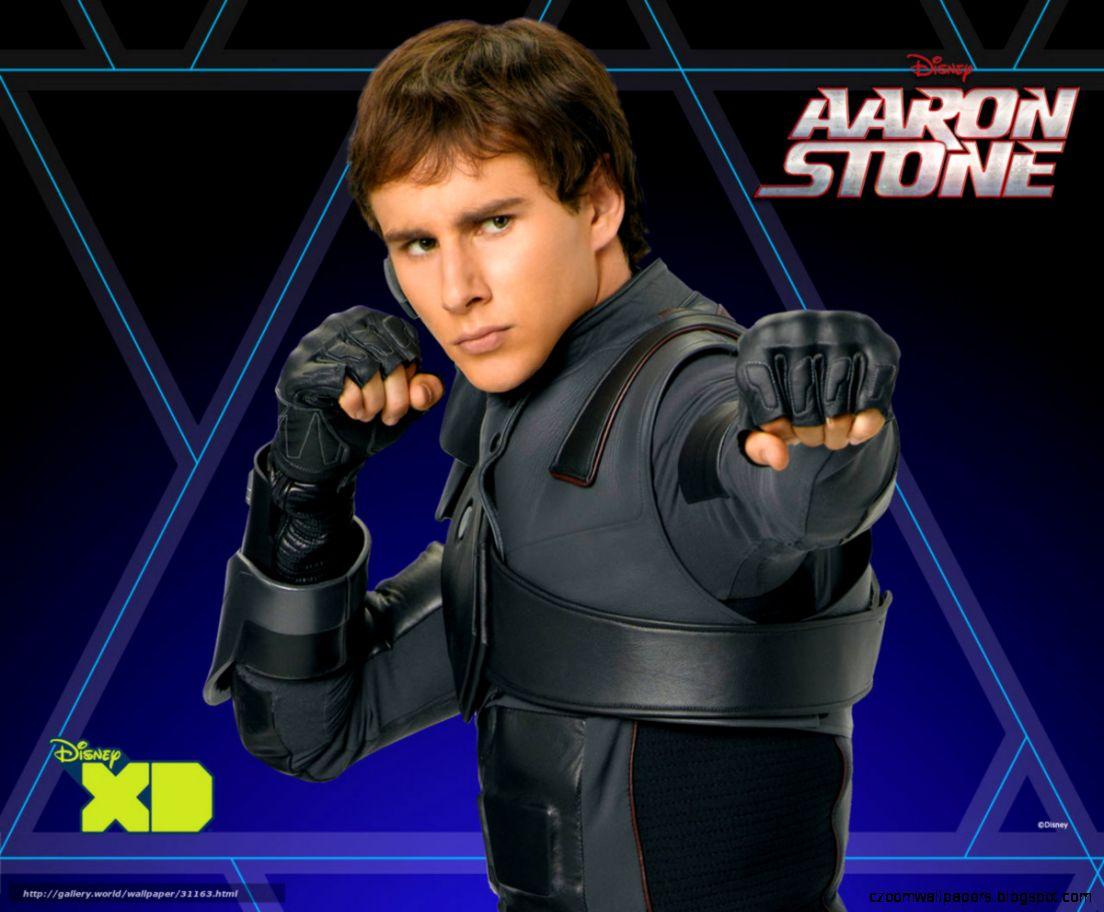Disney XD Aaron Stone