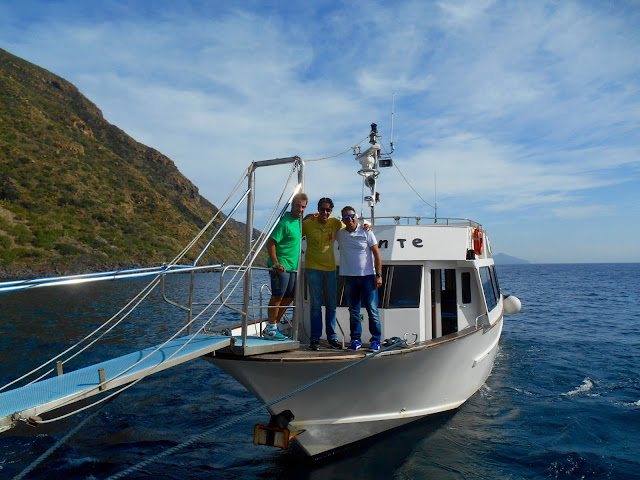 How to Get to the Aeolian Islands