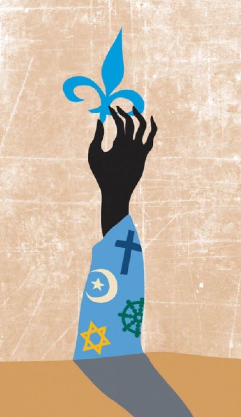 Florilège autour du projet de loi # 21 sur la laïcité