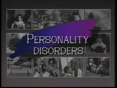abnormal psychology psychological disorder Abnormal sexual psychology/definition from wikibooks personality disorders are mental illnesses that share several unique qualities this can lead to sexual frustration, a feeling of being abnormal and wrong.