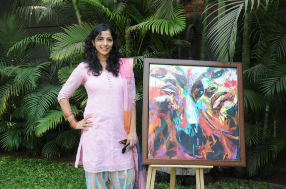 nishanthi evani l unseen pics