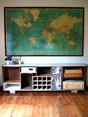 mucho reciclaje qu mueble