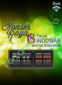 Konser Hut Indosiar 2013