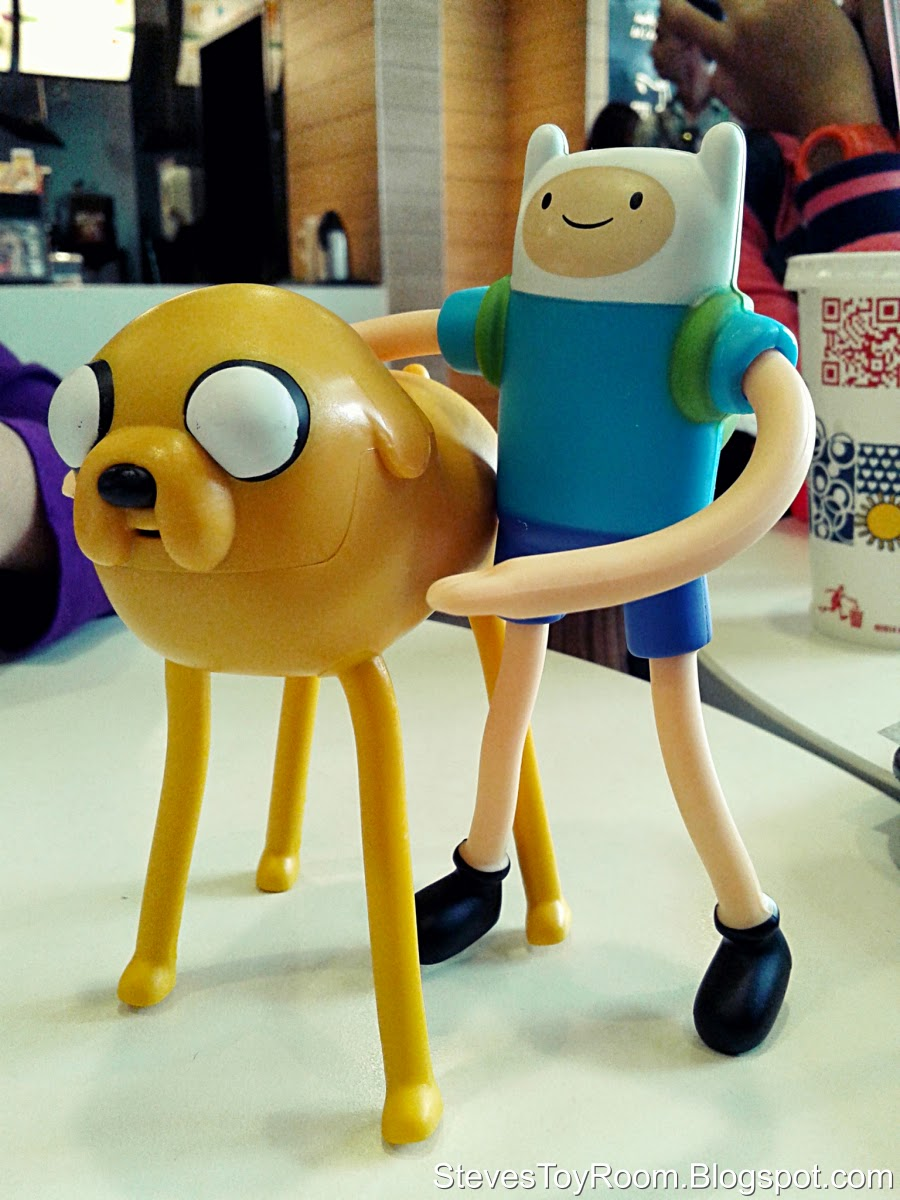 mcdonalds happy meal adventure time