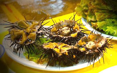 αχινοσαλάτα http://syntagesapokatina.blogspot.gr