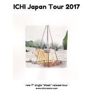 ICHI Japan Tour 2017