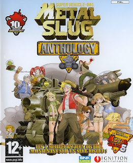 Download Game Metal Slug Anthology PC Full Version